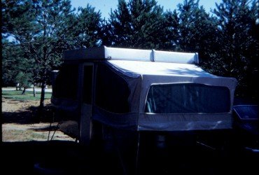 "Our first ""RV"" - 1980's"